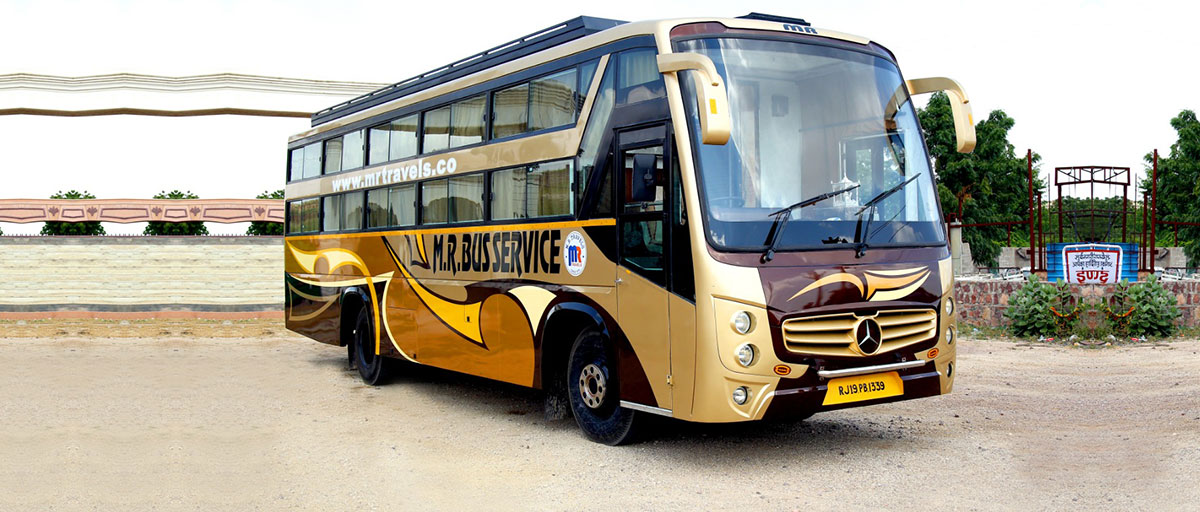 Online Bus Ticket Booking MR Travels